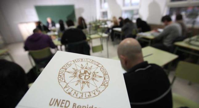 Reunió de professorat de la UNED de Benidorm. Marina Baixa. 17/02/2012